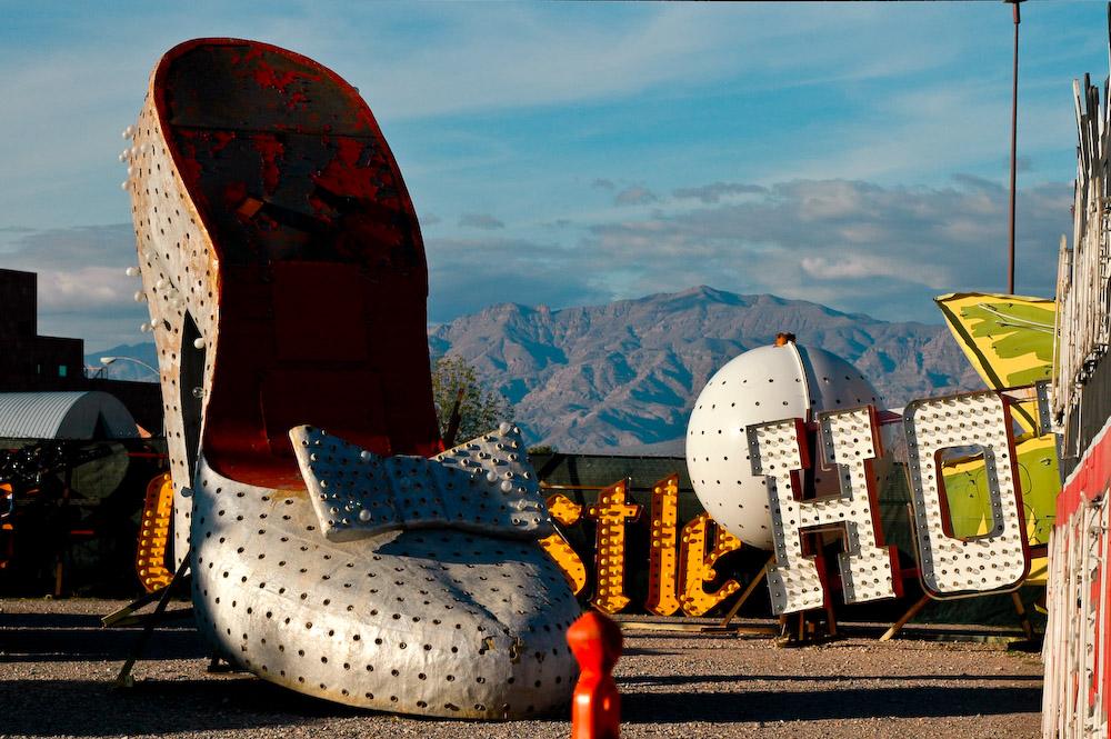Las Vegas :: Neon Boneyard