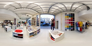American Apparel :: Brooklyn  :: 360° Panorama