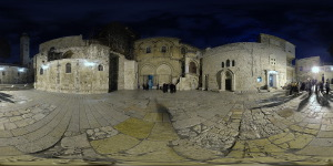 Church of the Holy Sepulchre  :: 360° Panorama