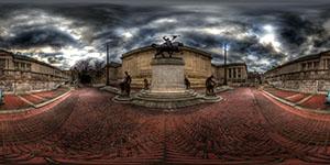 El Cid :: New York City  :: 360° Panorama