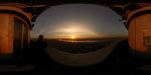 Empire State Building  :: 360° Panorama