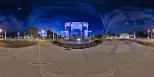 Grand Army Plaza :: Brooklyn  :: 360° Panorama