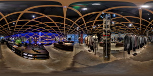 HUGO BOSS :: 14 St. Manhattan  :: 360° Panorama