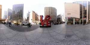 Love :: NYC  :: 360° Panorama