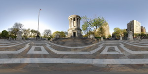 The Monument :: NYC  :: 360° Panorama