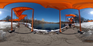 The Gates  :: 360° Panorama