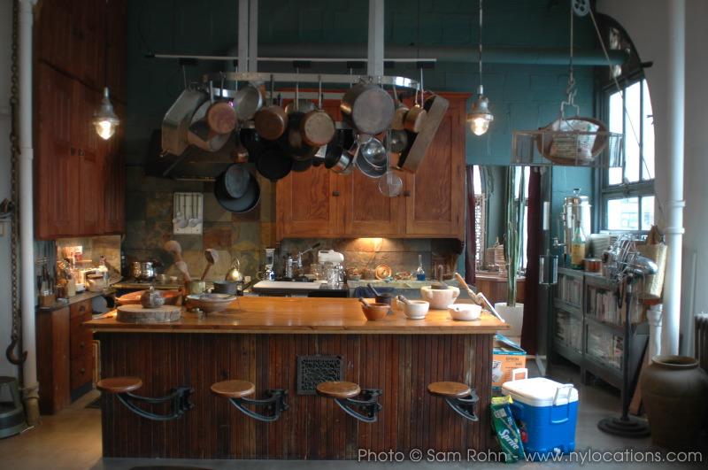 loft, kuchnia w lofcie, loft kitchen