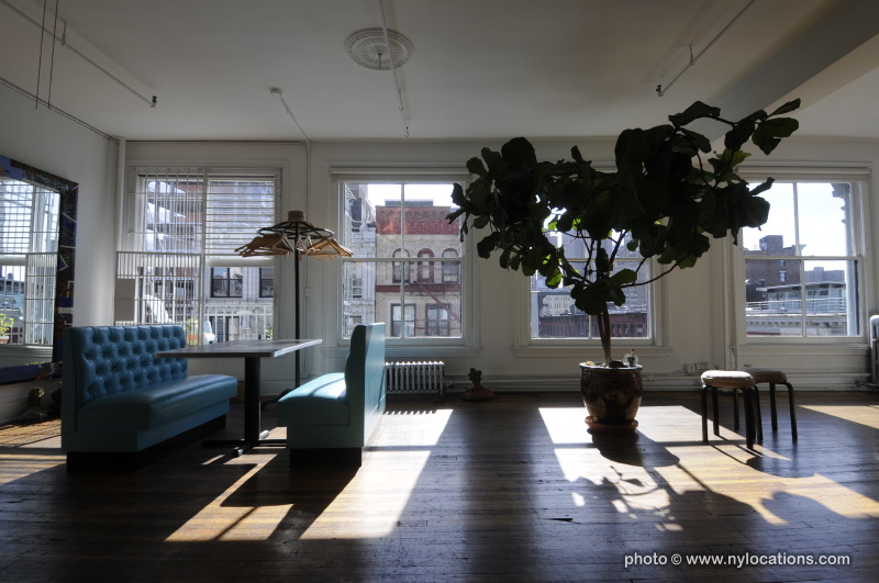 Soho Loft Film Photography Locations Sam Rohn