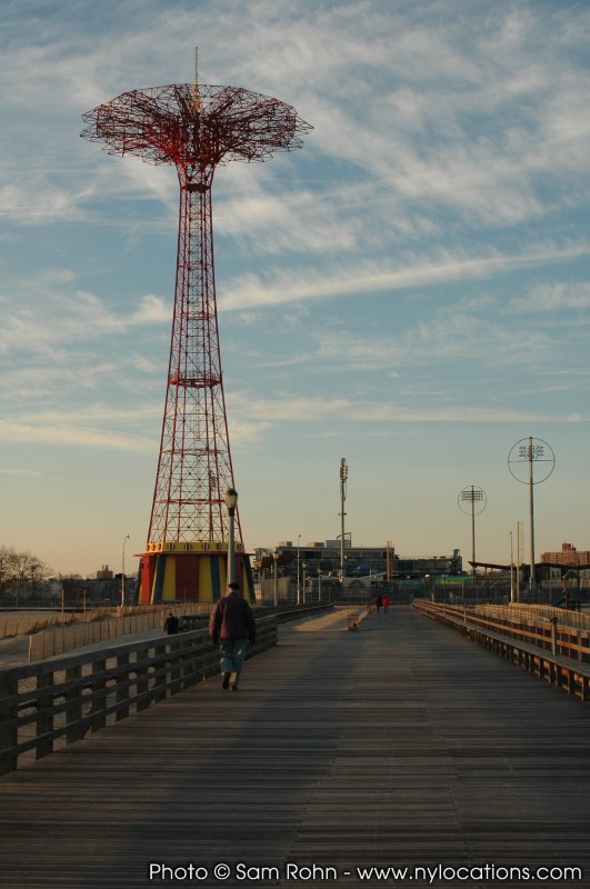 Coney Island Film Locations